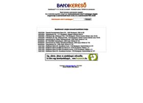 Bankkereso.eu thumbnail