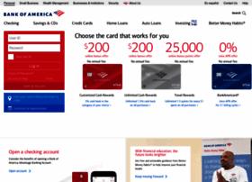 Bankofamerica.com thumbnail