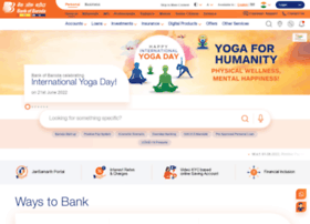 Bankofbaroda.co.in thumbnail