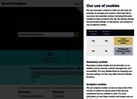 Bankofengland.co.uk thumbnail