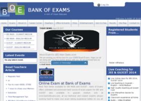 Bankofexams.com thumbnail