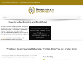 Bankruptcyinsacramento.com thumbnail