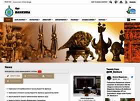 Bankura.gov.in thumbnail