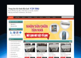 Banmaylanhcu.com.vn thumbnail
