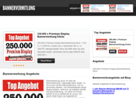 Bannervermittlung.de thumbnail