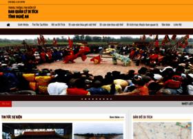 Banquanlyditichnghean.gov.vn thumbnail