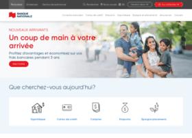 Banquenationale.ca thumbnail