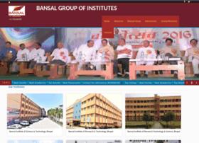 Bansalgroup.in thumbnail