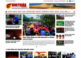 Baobinhthuan.com.vn thumbnail