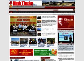 Baoninhthuan.com.vn thumbnail