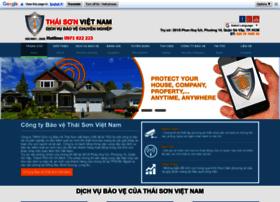 Baovethaisonvietnam.com thumbnail