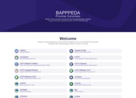 Bappeda.gorontaloprov.go.id thumbnail