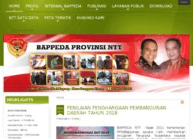 Bappeda.nttprov.go.id thumbnail
