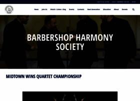 Barbershop.org thumbnail