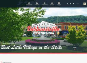 Barboursville.org thumbnail