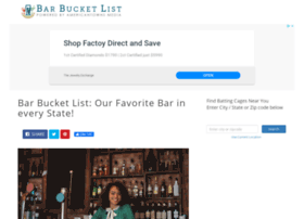 Barbucketlist.org thumbnail