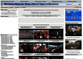 Barcelona-news.de thumbnail
