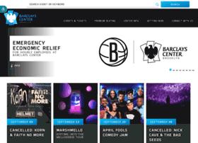 Barclayscenterots.com thumbnail