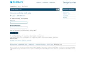 Barclaysledgermaster.com thumbnail