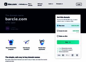 Barcle.com thumbnail