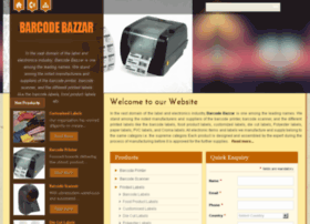 Barcodebazzar.in thumbnail