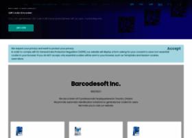 Barcodesoft.com thumbnail