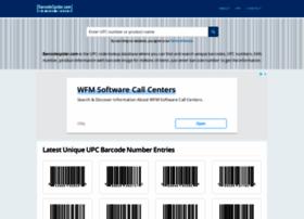 Barcodespider.com thumbnail