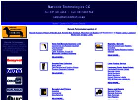 Barcodetech.co.za thumbnail