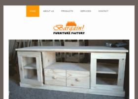Bargainfurniturefactory.co.za thumbnail