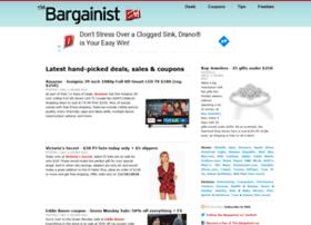 Bargainist.com thumbnail