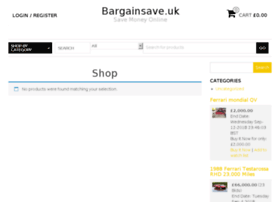 Bargainsave.uk thumbnail