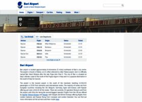Bariairport.net thumbnail