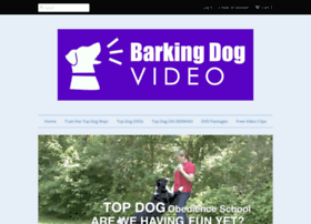 Barkingdogvideo.com thumbnail