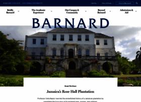 Barnard.edu thumbnail