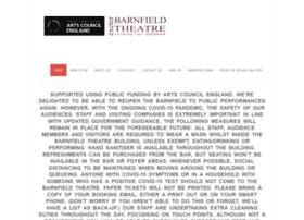 Barnfieldtheatre.org.uk thumbnail