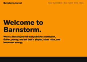 Barnstormjournal.org thumbnail