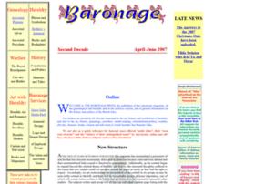 Baronage.co.uk thumbnail