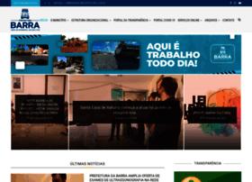 Barra.ba.gov.br thumbnail