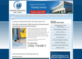 Barriecleaningservices.ca thumbnail