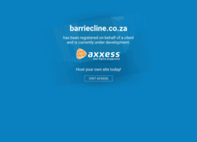 Barriecline.co.za thumbnail