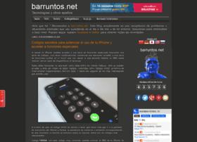 Barruntos.net thumbnail