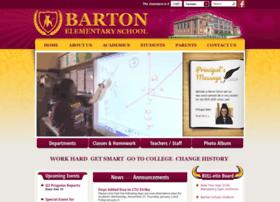 Bartonschoolchicago.org thumbnail