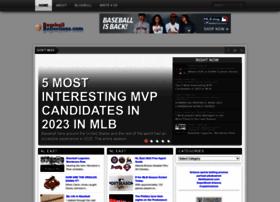 Baseballreflections.com thumbnail