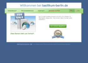 Basilikum-berlin.de thumbnail