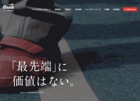 Basis-corp.jp thumbnail