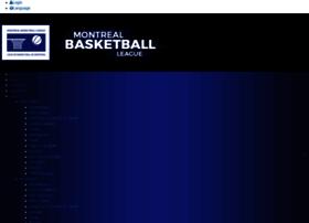 Basketballmontreal.org thumbnail
