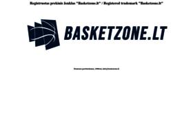 Basketzone.lt thumbnail