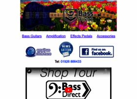 Bassdirect.co.uk thumbnail