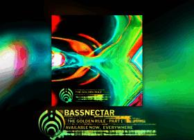 Bassnectar.net thumbnail