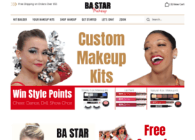 Bastar Com At Wi Cheer Makeup Kits